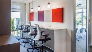 Bureaux flex office