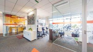 Espaces de travail design