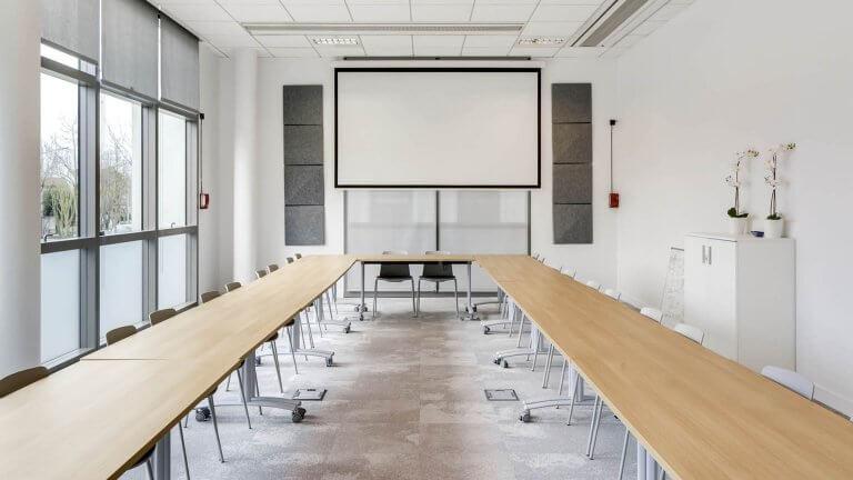 Salle de vidéo-conférence