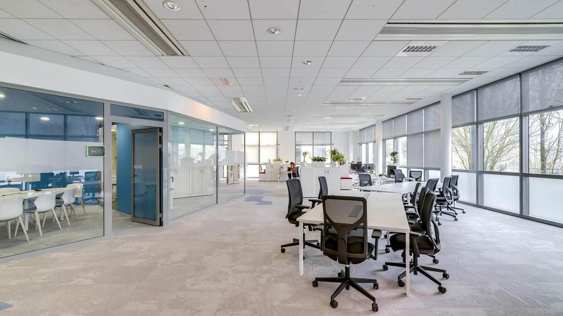 Open space bureaux pro