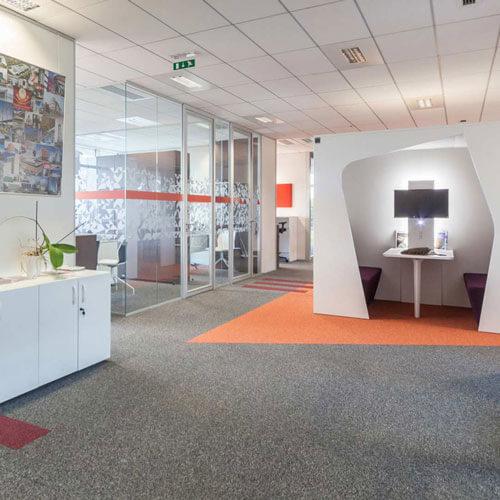 Projet bureaux Léon Grosse
