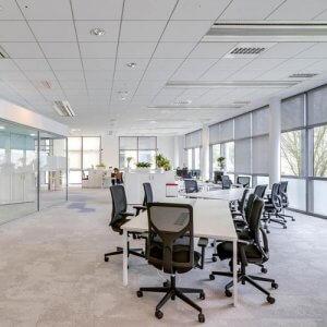 Projet bureaux Permobil France