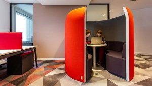 Cabine acoustique bureaux design