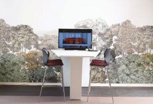 Espace réunion bureaux open space