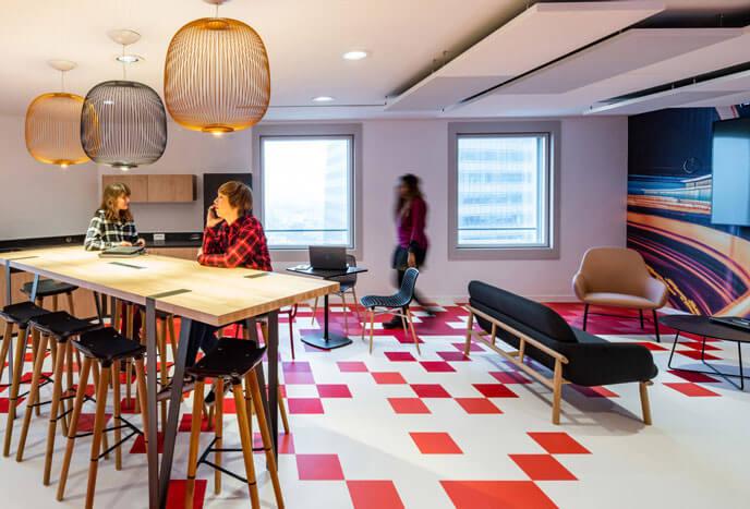 Aménagement bureaux design