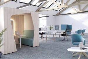 Open space et mobilier design