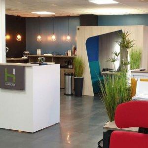 Showroom mobilier de bureau Lyon